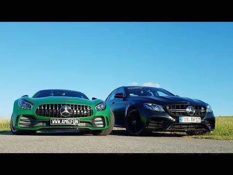2018 Mercedes-AMG E63s 4matic+ Edition1 - Review, Fahrbericht, Test