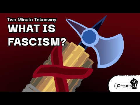 What is Fascism? (Two-Minute Takeaway)