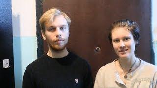Отзыв о Двери из стали от Дмитрия и Александры