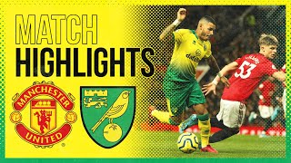 HIGHLIGHTS | Manchester United 4-0 Norwich City