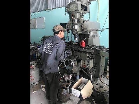 Xưởng sản xuất máy khuấy sơn Á Âu lh 0934 535 949