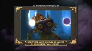 Pub française pour Majora's Mask 3D (3DS)