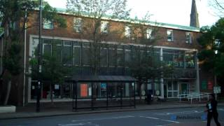 preview picture of video 'Weybridge library'