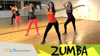 Cours de Zumba - Zumba dance workout for beginners