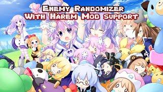 Mod Showcase - Enemy Randomizer With Harem Mod support