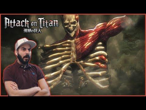 Attack on Titan REACTION! Episode 9 - The Struggle for Trost Part 5 - Shingeki no Kyojin