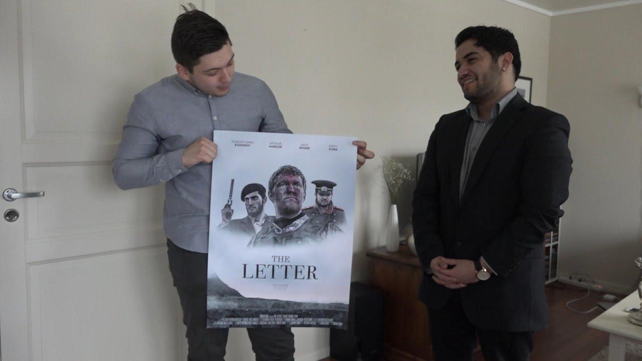 Kortfilm fra Hareid ble prisvinner