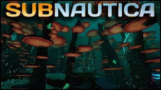 Subnautica #7 - Mushroom Forest