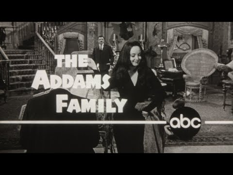 1964 ABC Promos for The Addams Family, The Flintstones & The King Family Show