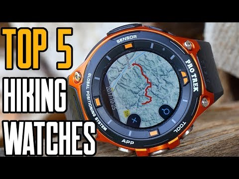 Best GPS Watches for Hiking (2018) | Top 5 GPS Watches (2018)