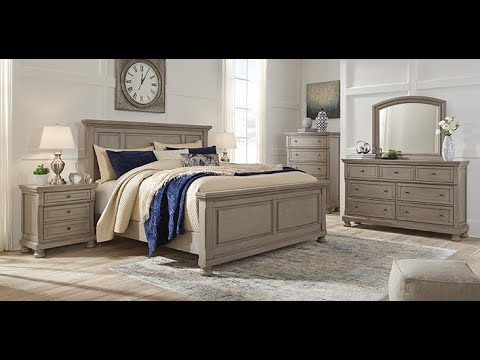 Lettner Bedroom Collection by Ashley Signature Design Furniture