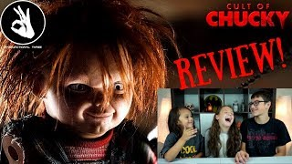 Cult of Chucky Movie Review!!!