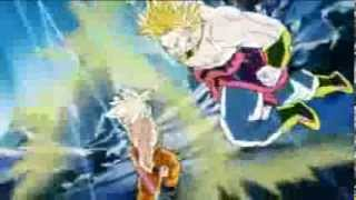 12 Stones   The One Thing (Broly The Legendary Super Saiyan)