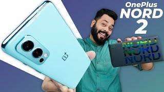 OnePlus Nord 2 5G Unboxing And First Impressions ⚡ Dimensity 1200, 90Hz AMOLED, 50MP Camera & More