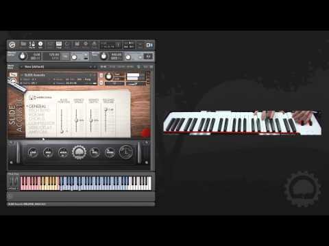 Video for SLIDE Acoustic - Performance Demonstration