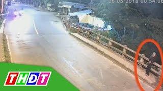 Tai nạn kinh hoàng ở cầu Tân Việt Hòa (Phường 6), TP. Cao Lãnh   THDT