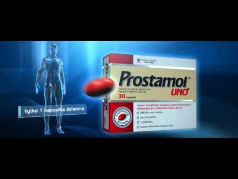 Anterior-posterior Größe der Prostata
