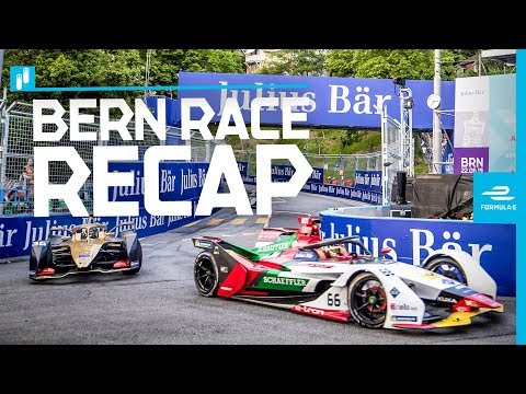 2019 Julius Baer Swiss E-Prix | Race Recap | A Stunning Conclusion In The Wet