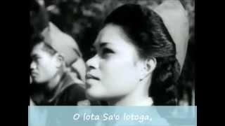 Samoan National Anthem with Lyrics