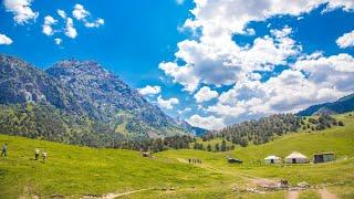 Central Asia Kyrgyzstan Alay