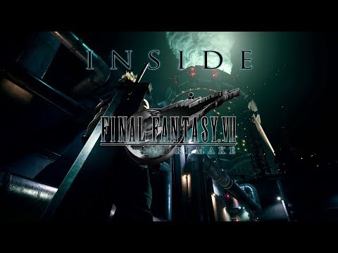 Inside FINAL FANTASY VII REMAKE – Épisode 1 : Introduction de Final Fantasy VII Remake