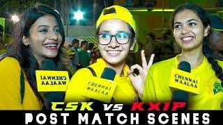 "Thala Dhoni Top Tucker Advice To Deepak Chahar"" | CSK Vs KXIP | Chennai Fans BreathTaking Reactions!"