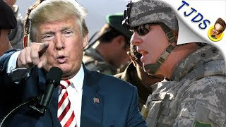 Trump Orders US Withdrawal From Syria In 30 Days