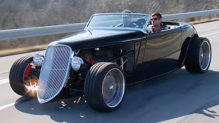 Build a Kit Car with ONLY a Drill, Pop Rivets, and Rattle Can Paint - Engine Power S2, E10