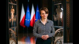 Minister Jadwiga Emilewicz o Tarczy Antykryzysowej