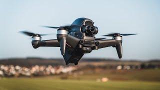 Dji FPV Drohne - Erster Flug + Footage in 4K 60FPS inkl. M-Modus / Wie gut ist die Drohne ? Deutsch