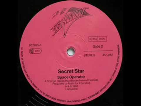 Secret Star - Space Operator