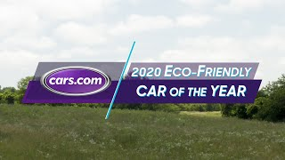 2020 Eco-Friendly Car Of The Year — Cars.com