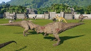 Last Dino Standing - Jurassic World Evolution