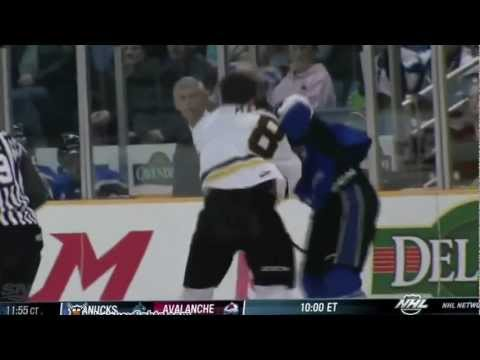 Charles-Olivier Roussel vs. Cory MacIntosh