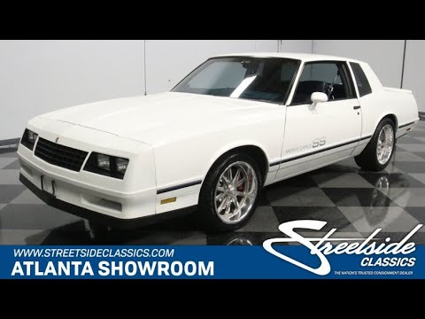 1984 Chevrolet Monte Carlo (CC-1418723) for sale in Lithia Springs, Georgia
