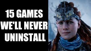 15 Games We