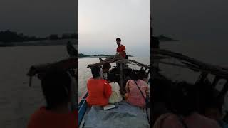 preview picture of video 'Jamuma River in boat'