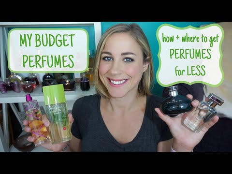 How To Get Perfumes for LESS | My Budget Perfumes