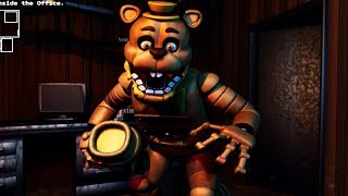 IF YOU SEE THIS ANIMATRONIC IN YOUR ROOM.. RUN! || FNAF Honey Bears Fantasy