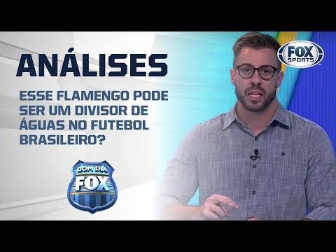 Esse Flamengo pode ser um divisor de águas no futebol brasileiro?