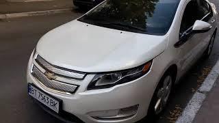 видео авто Chevrolet VOLT в кредит