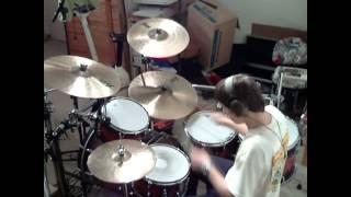 Saving Grace - Tom Petty, drum cover