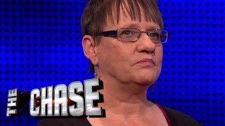 Kim Is Chased Down By The Governess - The Chase