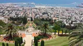 preview picture of video 'Jardines del Bahai - Viajando por Tierra Santa - ND Turismo'