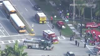 Бывший ученик застрелил минимум 17 человек в школе во Флориде