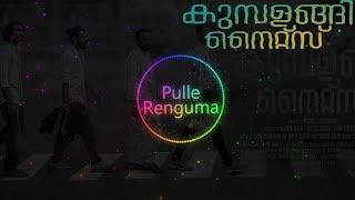 Pulle Ranguma Song Only Version   Kumbalangi Nights Songs   Whatsapp status Video