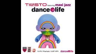 """Tiësto & Maxi Jazz - Dance 4 Life (12"""" Mix)"""