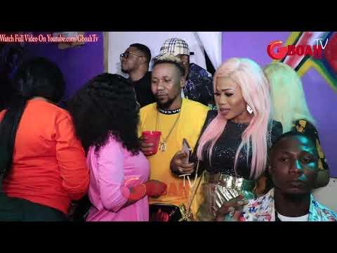 Check Out Folorunsho Adeola,Bukola Adeeyo,Temitope Solaja Breathtaking Outfit At Jigan's Birthday