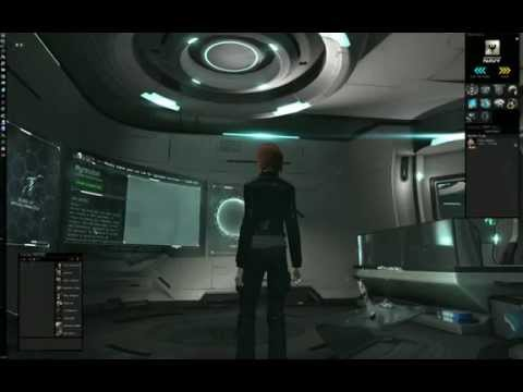 Another Eve Online gameplay