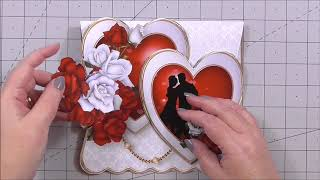 How To Make A Handmade Valentines Card